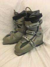 Ladies Head ECT7 Ski Boots Grey UK Size 5-5.5 EU 38-38.5