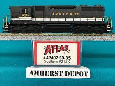 49407 Southern Atlas N Scale SD-35 DCC Ready NIB