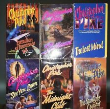 18 Paperback Books By Christopher Pike