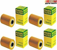 4 - BMW Oil Filter MANN HU 930/3 X Engine Oil Filter