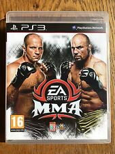 EA Sports MMA (unsealed) - PS3 UK Release New!