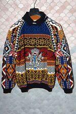 Gianfranco Ferre Ski Sweater, NOS, Mint, Size M, Italian 50
