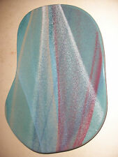 American contemporary ceramics pottery abstract tray plate artist Charles Nalle
