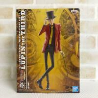 Lupin The Third The First Master Stars Piece Lupin The Third Figure Banpresto