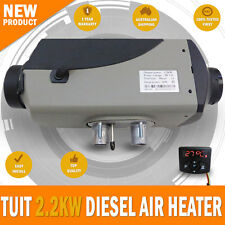 NEW Tuit 2.2KW Diesel Air Heater Caravan, Motorhome, RV Bus Truck, Jayco, Camper