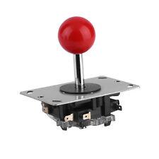 Classic 8 way Arcade Game Joystick Ball Joy Stick Red Ball Replacement ZP