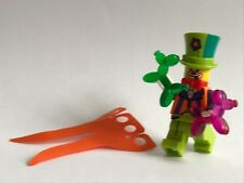NEWEST original LEGO MINIFIGURE PARTY CLOWN - 40 YEARS ANNIVERSARY SERIES 18