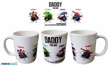 New Fathers Day Daddy Dad Father coffee tea mug 11oz Avengers gift birthday