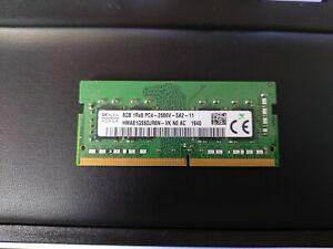 SK Hynix 8GB (1 x 8GB) PC4-19200 (DDR4-2400) Memory (HMA81GS6AFR8N) laptop RAM