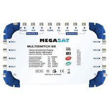 Megasat multi-interruptor 9/8 Interruptor múltiple ddseqc Distribuidor Quad LNB