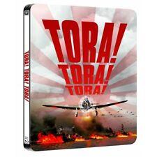 Tora Tora Tora Steelbook Blu-ray