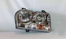 Right Side Replacement Headlight Assembly For 2008-2009 Chrysler 300 2.7L/3.5L
