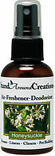 Premium Concentrated Air Freshener - 2oz- Scent: Honeysuckle /Room Deodorizer