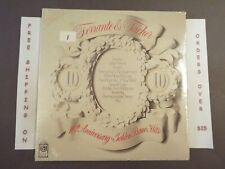 SEALED FERRANTE & TEICHER 10TH ANNIVERSARY GOLDEN PIANO HITS DBL LP UXS 70