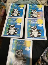 Reading Complete A Phonics Based Curriculum Level A-E 5 Binders and Extras Lot