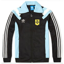 adidas Originals Argentina Track Top 1986 Diego Maradona Hand of God Jacke Black