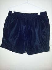 Active & Co. Fitness Men's Black Fitness Shorts. Size - Large.
