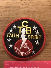More details for tcb patch, genuine, liam gallagher, elvis presley, authentic import from the usa