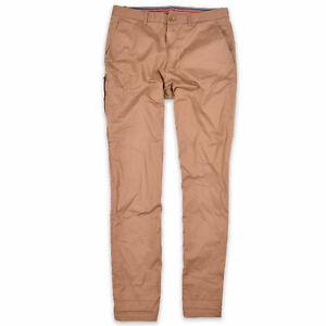 Fred Perry Herren Hose Freizeithose Pants Gr.30 Bradley Wiggins Chinohose 96560