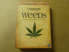 4-DISC DVD BOX / WEEDS - SEIZOEN 1 & 2