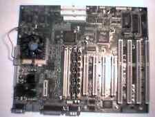 Super Socket7 Pentium Motherboard ECS P5HX-A v2.3 ATX 430HX 4-ISA SMC FDC37C669
