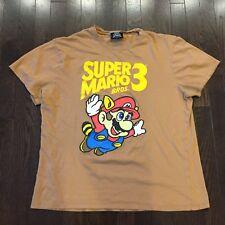Nintendo Super Mario Bros. 3 T Shirt Mens Size XL