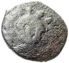 Siracusa/Sicilia-Byzantine (Michele III) Rare Half Follis