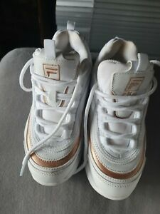 FILA ray tracer Weiss Gold 36
