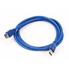 New USB 3.0 Extension Extender Cable Cord Standard Type A Male to Female 1M 3 FT