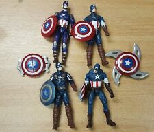 Unbranded Captain America PVC Action Figures