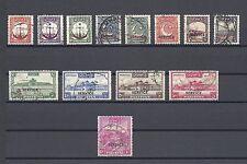 PAKISTAN 1948 SG O14/26 USED Cat £130