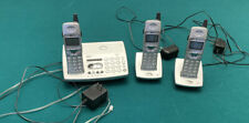 At&T E5947B 5.8Ghz 3 Handset Digital Answering System (Silver)