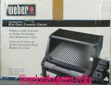 Weber Edelstahl Grillrost 2-teilig f. Gasgrill Genesis 4000 - 5500 Gasgrill 9861