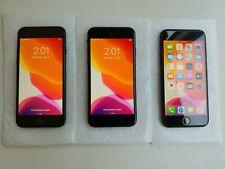 3 units of Apple iPhone 7 - 256GB - (Unlocked) A1660 (CDMA + GSM) Black