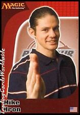 Mike Hron // EX // 2007 Player Cards // engl. // Magic the Gathering