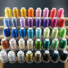 New Brothread Polyester Sewing & Embroidery Machine Thread 40 Colour - 500M Each