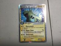 Tyranitar ex 99/101 Ultra Rare Pokemon Delta Species 2006 Heavy Played