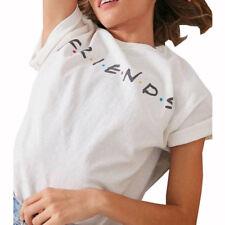 Hot Friends T-Shirt TV Show Inspired Women Fashion Tee Tops Tumblr t shirts us2
