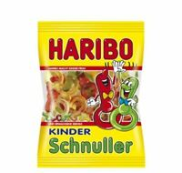Haribo Kinder Schnuller 200g - Gummi Candy Sweets - New & Fresh from Germany