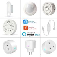 Tuya Smart Life Home Automation Module Wireless Sensor App Alarm System fr Alexa