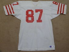 Dwight Clark Vintage Game Jersey San Francisco 49ers Clemson Tigers