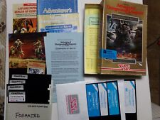 Dungeons and Dragons 5.25 IBM floppy disc Champions of Krynn, 4 disc's +4 xtra