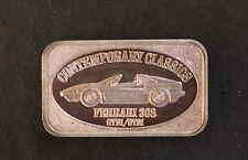 1987 Ferrari 308 GTBi/GTSI Continental Coin Corp CCC-36 Silver Art Bar P0783