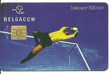 RARE / CARTE TELEPHONIQUE - FOOTBALL FOOT GARDIEN DE BUT GOAL MATCH / PHONECARD