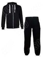 Full Length Fleece Activewear for Men Tracksuit Warm