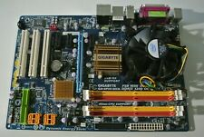 Motherboard with Processor & Memory
