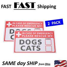 Pet Safety Stickers
