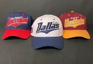 Leader Of The Game NFL Football Caps - *Multiple Teams*