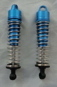 Dromida BX 4.18 Buggy 1/18th Blue Alloy Rear Shocks (2pcs)