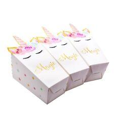 Disco Fiesta Bolso Brillo Personalizado pegatinas de cono dulce Cumpleaños